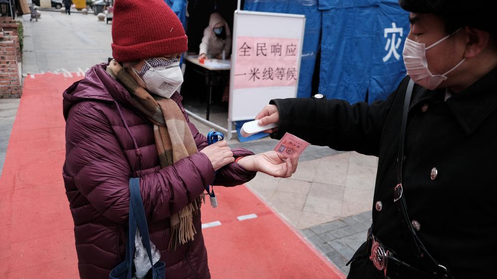 china miden temperatura