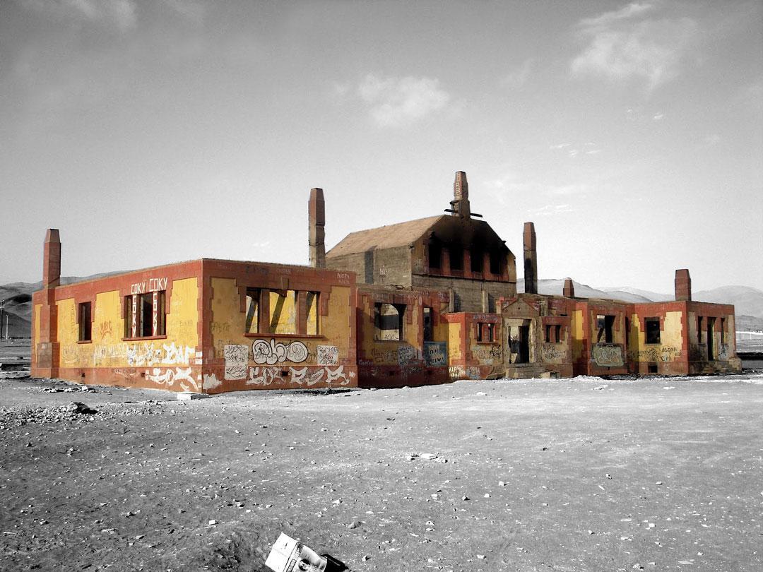 Las-ruinas-de-lo-que-fue-la-Base-Aérea-de-Los-Cóndores,-en-Alto-Hospicio.-rodrigo-1