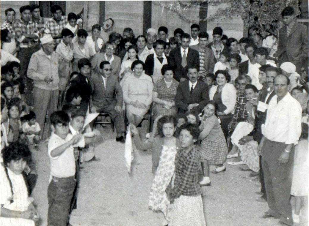 Poblacion-caupolican-Inauguración-calle-Genaro-Gallo-foto-Tito-Azargado