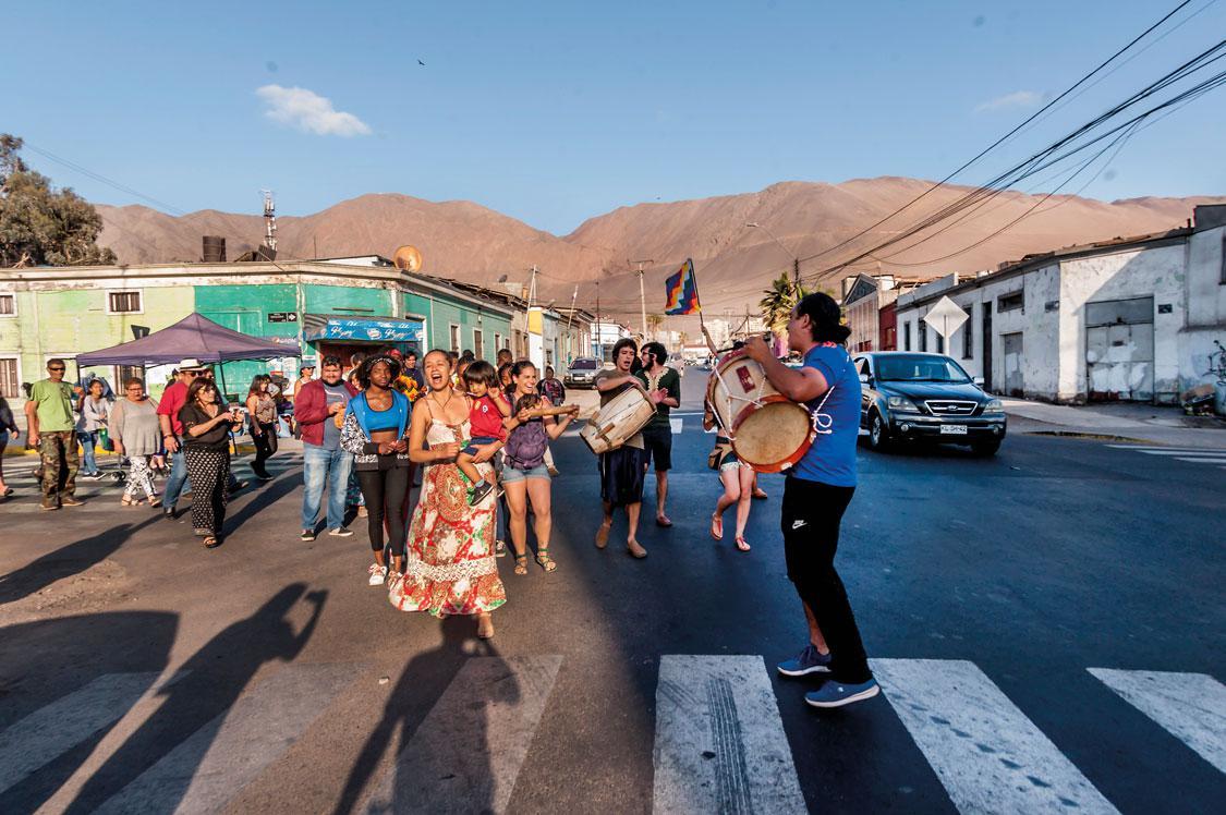 Música Afrodecendientes de Tarapacá